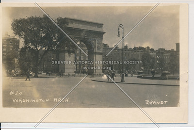 Washington Arch, NYC