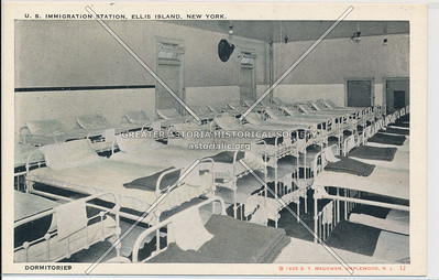 Ellis Island Dormitories