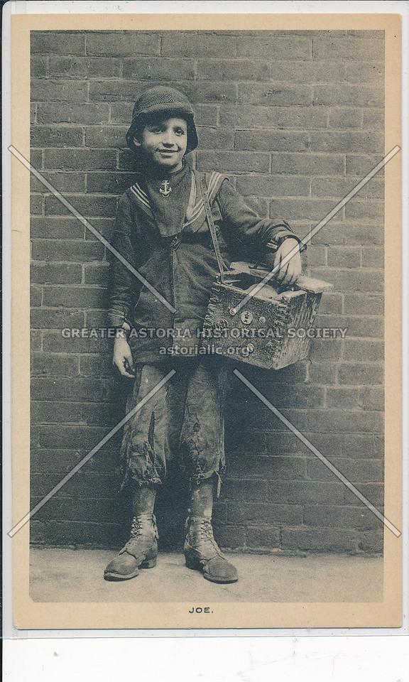 Joe the Shoeshine Boy