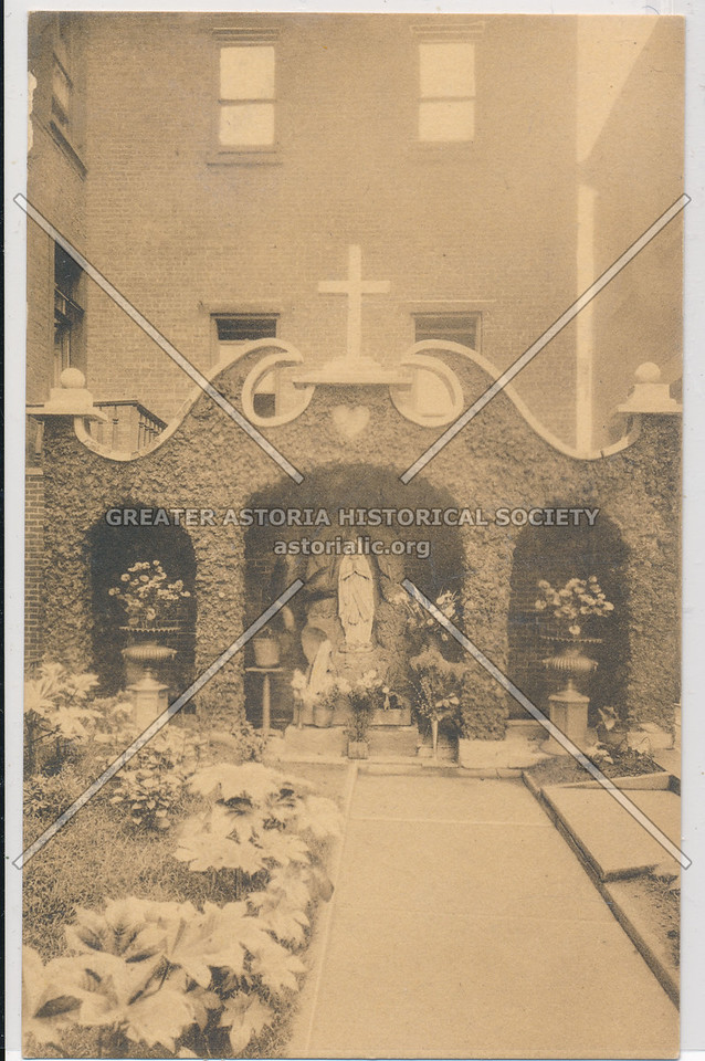 The Grotto, St Vincent's Hospital, NYC