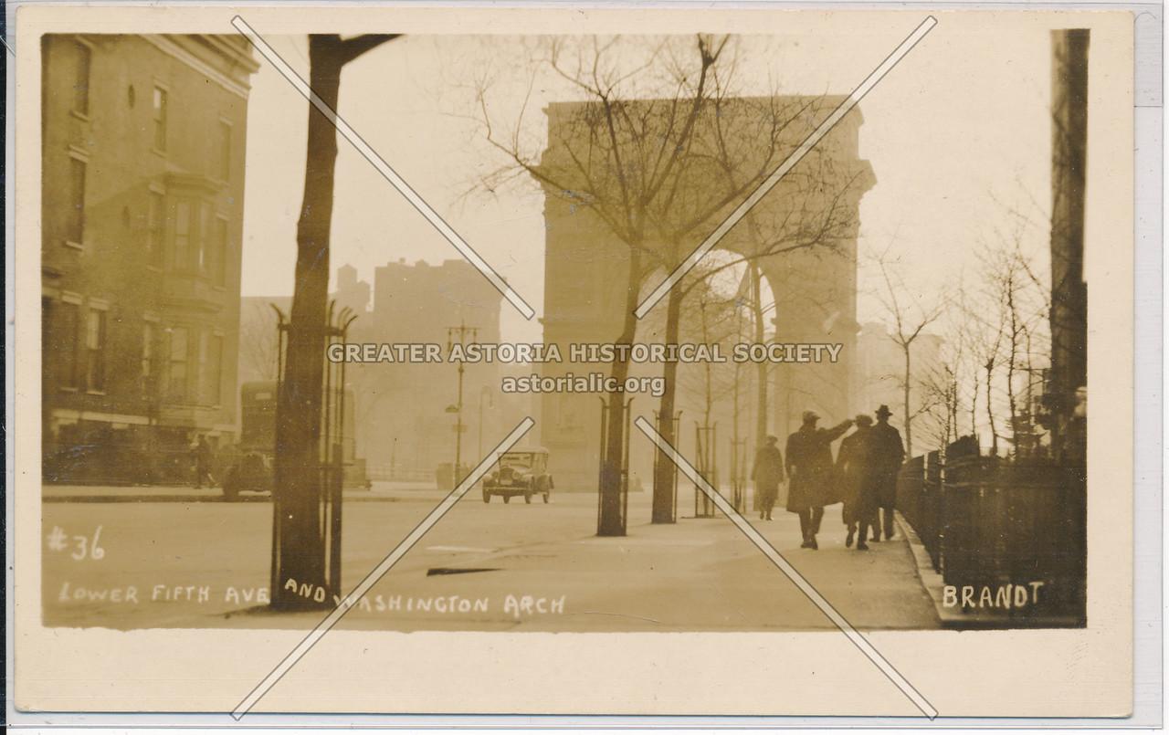 Washington Arch, Greenwich Village