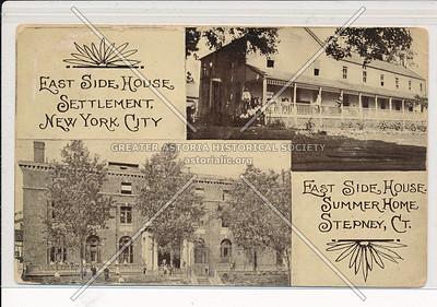 East Side Settlement House, E 76 St, NYC