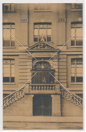 St. Vincent's Hospital, 12 St Entrance, NYC