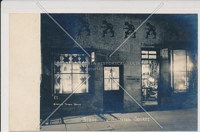 7 Sheridan Sq, Greenwich Village - Jessie Tarbox Beals