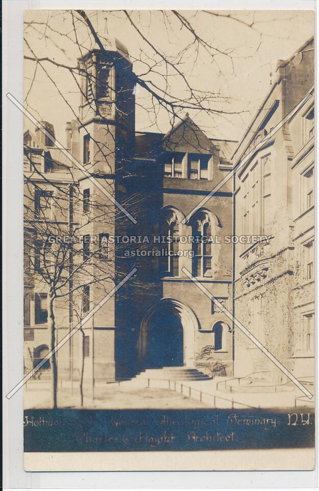General Theological Seminary, NYC
