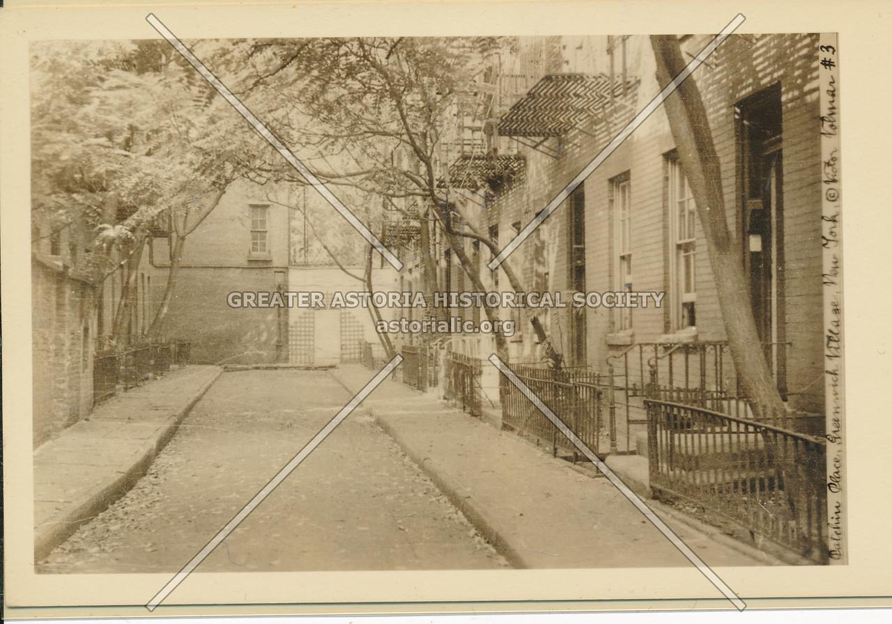 Patchin Place, Greenwich Village