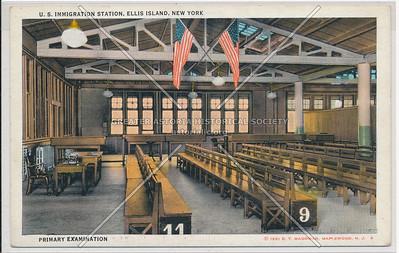 Ellis Island Primary Examination