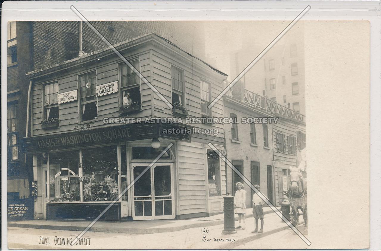 Greenwich Village - Jessie Tarbox Beals