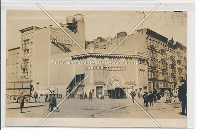 The Greenwich Village Theater, Sheridan Sq, NYC
