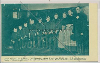 German Immigrant Family