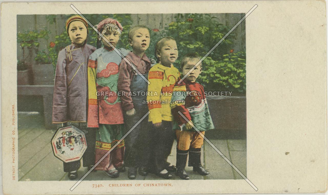 Chinatown Children