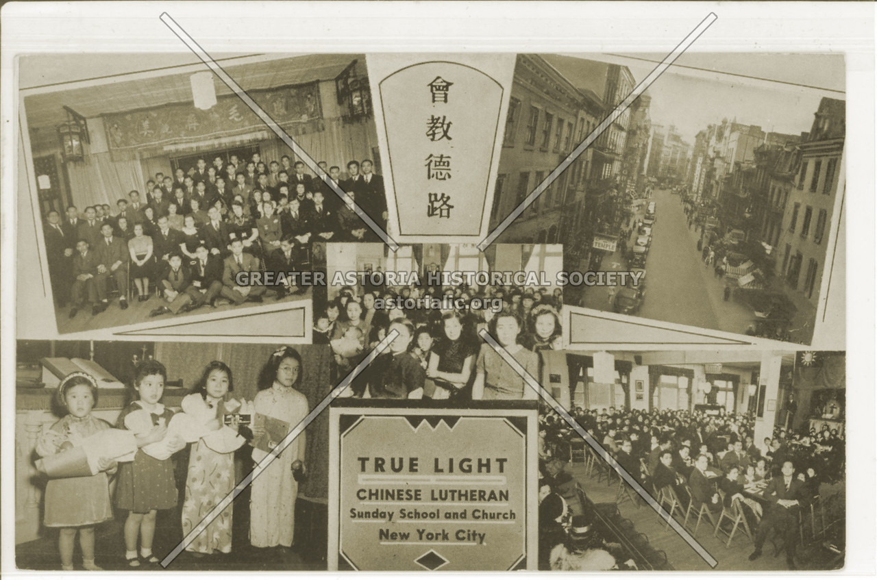 True Light Chinese Lutheran Church, NYC