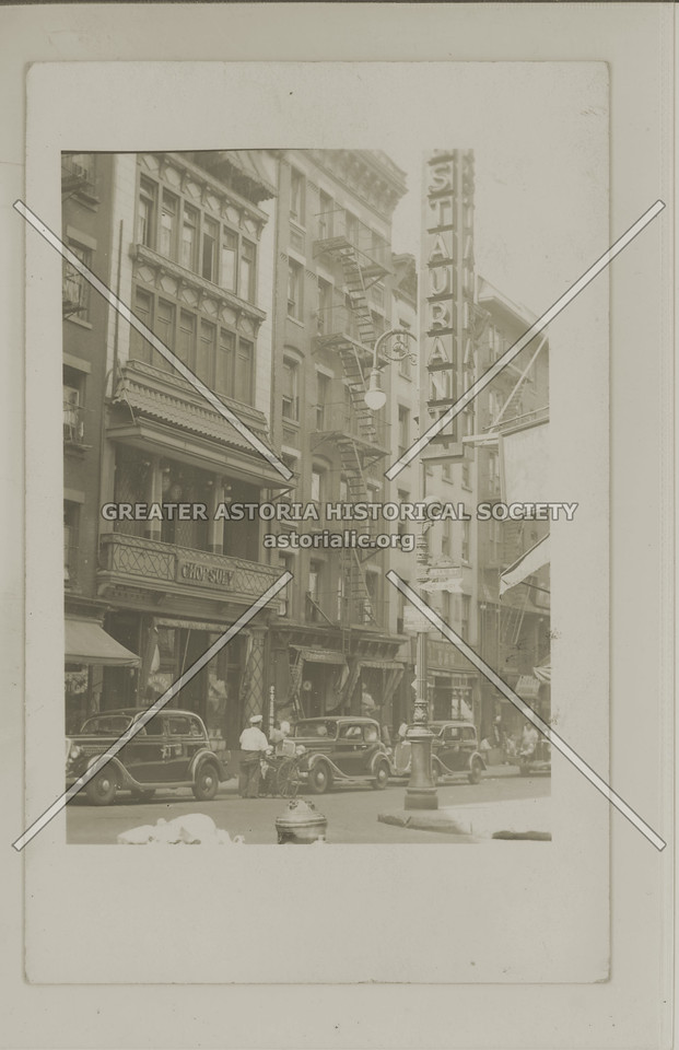 Pell & Mott Streets, Chinatown
