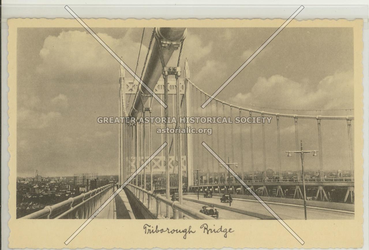 Triborough Bridge, NYC