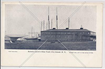 Robert Jacob's Ship Yard, City Island