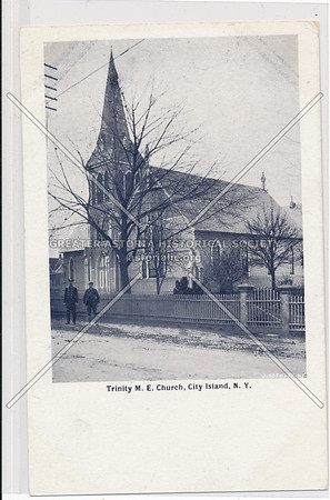 Trinity M E Church, City Island