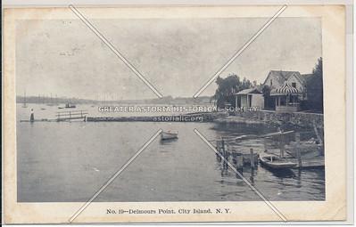 Delmours Point, City Island, NY