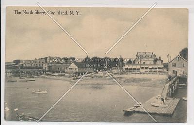 The North Shroe, City Island, NY