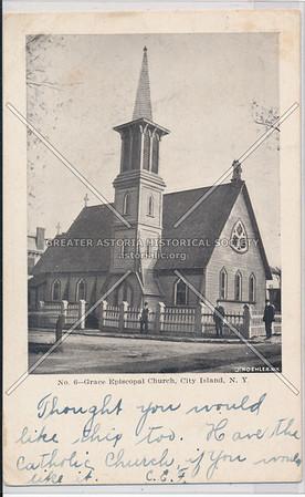 Grace Episcopal Church, City Island