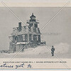 Execution Light House on L I Sound, opposite City Island