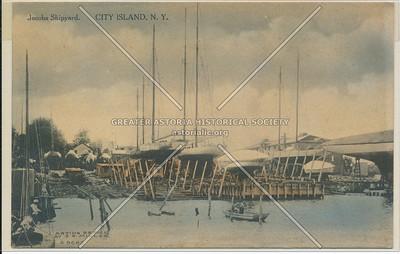 Jacobs Shipyard, City Island, NY