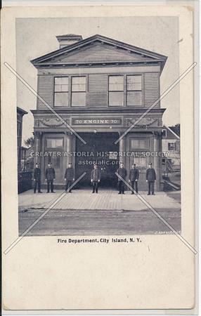 Fire Department, City Island