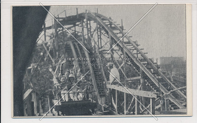 Giant Coaster in Starlight Amusement Park, E. 177th St., Bronx