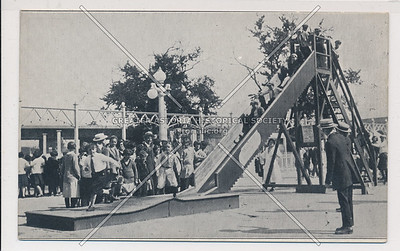 Annual Orphans Day at Starlight Amusement Park, E. 177th St., Bronx