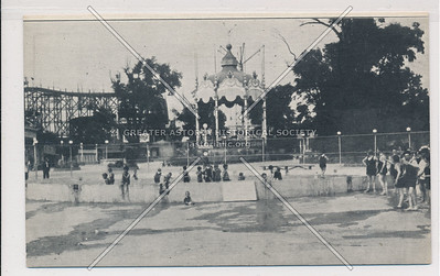 The Kiddies Pool at Starlight Amusement Park, Bx