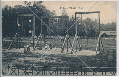 Pelham Athletic Field, Bx