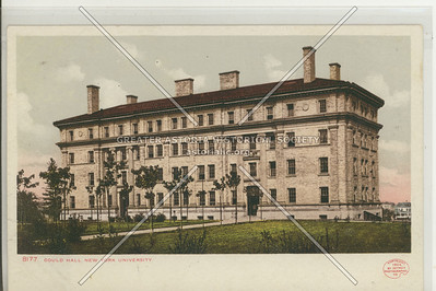 Gould Hall, New York University, Bx.