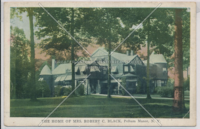 Rober Black House, Pelham Manor, Bx
