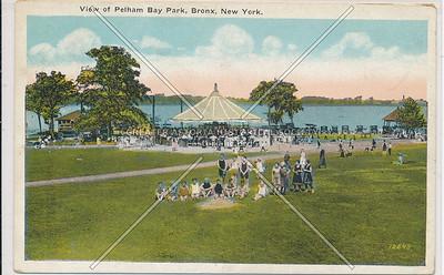 Pelham Pay Park, Bx.