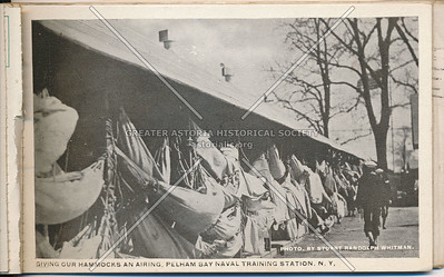 Hammocks, Pelham Bay Park Naval Training Station, Bx
