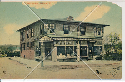Post Office, Pelham, Bx