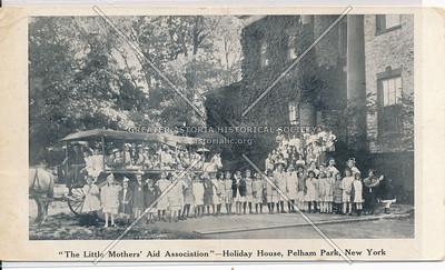 """""""Little Mothers Aid Association"""", Pelham Park, Bx"""