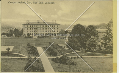 New York University Campus, Bx.