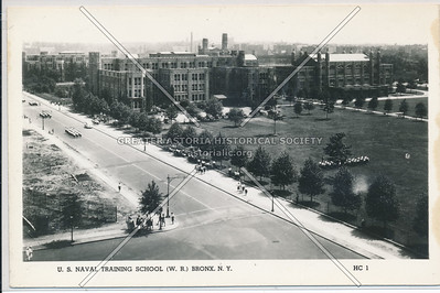 US Naval Training School, Bx.