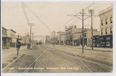 Westchester Avenue, Unionport, Bx