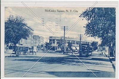 McKinley Square, Bx