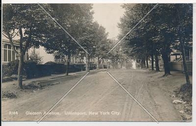 Gleason Avenue, Unionport, Bx