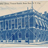 New York Public Library, Tremont Branch, Bx