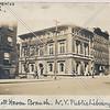 Mott Haven Branch. N.Y. Public Library