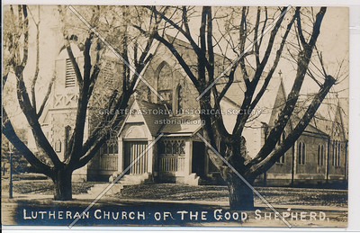 Lutheran Church of the Good Shepherd, BK.