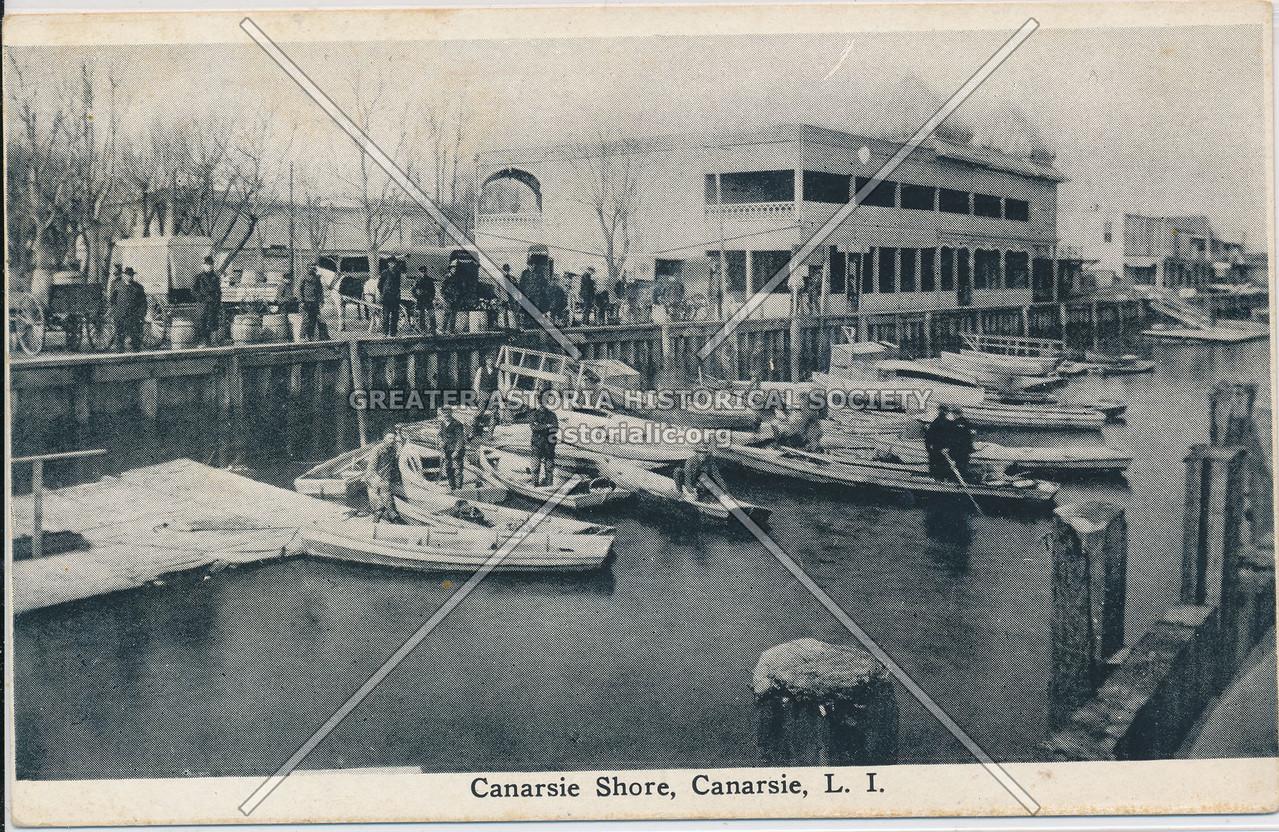 Canarsie Shore, Canarsie, BK.
