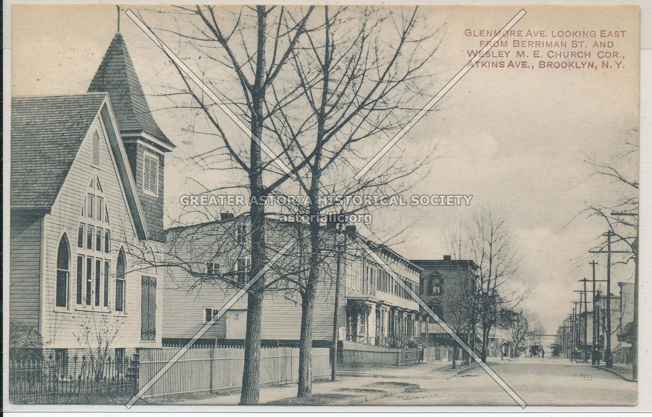 Glenmore Ave, BK.