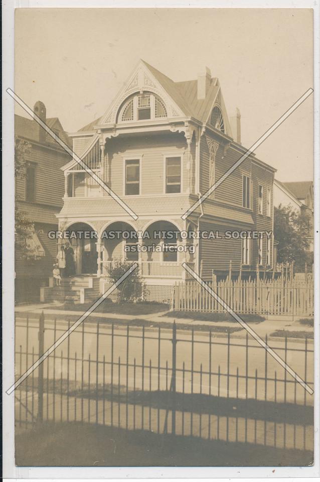 Ashford Street, near Arlington Ave., BK.