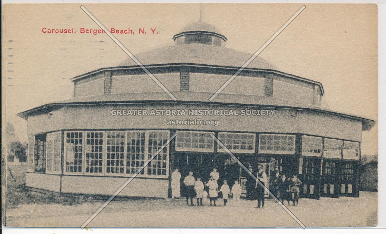 Carousel, Bergen Beach, BK.