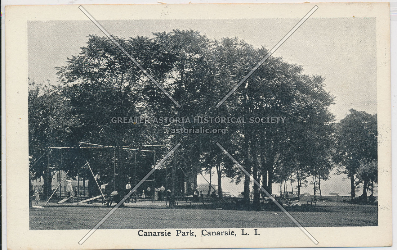 Canarsie Park, Canarsie, BK.