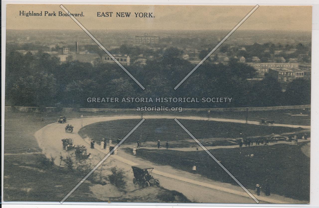 Highland Park Boulevard, East New York, BK.